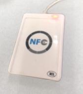 履歴閲覧用のNFC機器